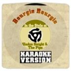 Bourgie Bourgie (In The Style Of Gladys Knight & The Pips) [karaoke Version] - Single