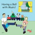 Having A Ball With Music
