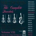 Beethoven: The Complete Quartets, Vol. VIII