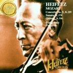Heifetz Collection Vol 26 - Mozart / Piatigorsky, et al