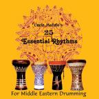Uncle Mafufo's 25 Essential Rhythms: Middle