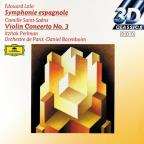 Lalo/Symphony Espagnole Op.21/Saint-Saëns: Concerto For Violin And Orchestra No.3