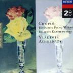 Chopin: Favorite Piano Works