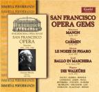 San Francisco Opera Gems, Vol. 1