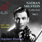 Nathan Milstein Collection Vol.1