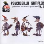 Psychobilly Sampler, Vol. 2