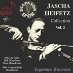Jascha Heifetz Collection, Vol.2