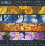Arstider Seasons: Capella Choral Pieces
