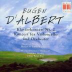 D'Albert: Piano Concerto No. 2 In E, Op