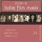 History Of Indian Film Music: Jadoo (1951), Jagga Daku (1959), Jhanjhar (1952), Vol. 24