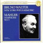 Mahler: Symphony No 5 / Walter, New York Philharmonic