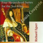 Louis Couperin: 4 Harpsichord Suites for the Sun King