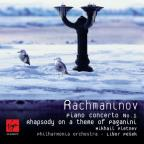 Rachmaninov: Piano Concerto No. 1; Rhapsody on a theme of Paganini