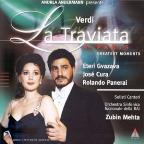 Greatest Moments - Verdi: La Traviata / Mehta, Cura, Et Al