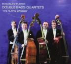 Double Bass Quartets