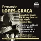 Fernando Lopes-Graca: String Quartets