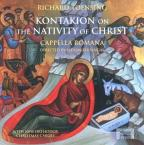 Richard Toensing: Kontakion on the Nativity of Christ