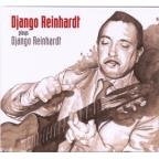 Plays Django Reinhardt
