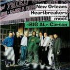 "New Orleans Heartbreakers Meet ""Big Al"" Carson"