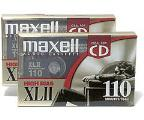 Xl II-110 High Bias Cassettes - 2 Pack