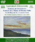 Vaughan Williams: Fantasia on Greensleeves; Fantasia on a Theme of Thomas Tallis