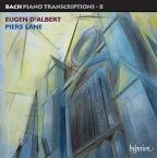 Bach: Piano Transcriptions, Vol. 8