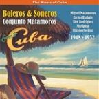 Escape To Cuba / Boleros & Soneros / Recprdings 1948 - 1952