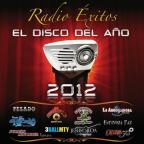 Radio Exitos El Disco Del Ano 2012