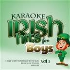 Karaoke - Irish Hits For Boys