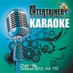 Karaoke - Chart Hits October 2013, Vol. 110