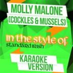Molly Malone (Cockles & Mussels) [in The Style Of Standard Irish] [karaoke Version] - Single