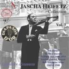 Jascha Heifetz Collection, Vol. 3