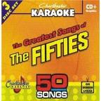 Karaoke: Greatest Songs Of The Fifties