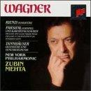 Wagner: Orchestral Music / Mehta, New York Philharmonic