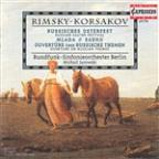Rimsky-Korsakov, N.A.: Mlada Suite / Overture On 3 Russian Themes / Fantasia On Serbian Themes / Sadko / Russian Easter Festival