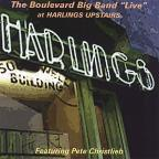 "Boulevard Big Band ""Live"" at Harling's Upstairs Featuring Pete Christlieb"