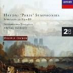 "Joseph Haydn: The ""Paris"" Symphonies"