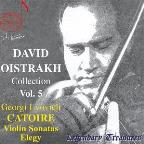 David Oistrakh Collection Vol.5