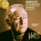 Heifetz Collection Vol 39 - Tchaikovsky, Dvorák