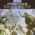 Vivaldi: Sacred Works, Vol. 1