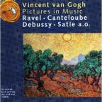 Vincent van Gogh Pictures in Music- Ravel, Canteloube