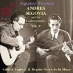 Andres Segovia and His Contemporaries, Vol. 9