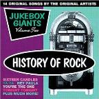 History of Rock: Jukebox Giants, Vol. 2