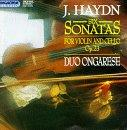 Haydn: Six Sonatas For Violin And Cello, Op.23