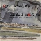 Roger Sessions: Piano Sonatas Nos. 2 & 3; Donald Martino: Fantasies and Impromptus