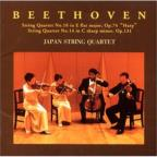 Beethover: String Quartet V.10 & 14