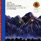 Handel: Water Music, Royal Fireworks Music / JC Malgoire