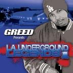 L.A Underground Legends Vol. 1