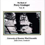 Music of Percy Grainger, Vol. 2