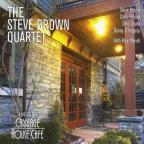 Steve Brown Quartet-Live At The Carriage House Caf